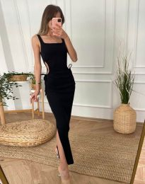 Φόρεμα - κώδ. 1272 - μαύρο