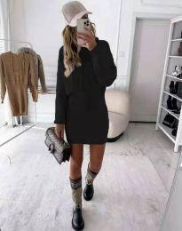Φόρεμα - κώδ. 0235 - μαύρο