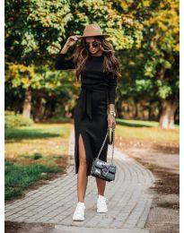 Φόρεμα - κώδ. 9010 - μαύρο