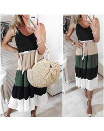 Φόρεμα - κώδ. 697 - 7 - μαύρο