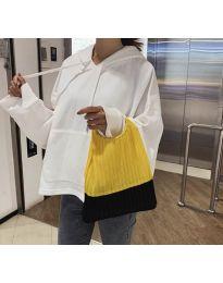 Τσάντα - κώδ. 525 - κίτρινο