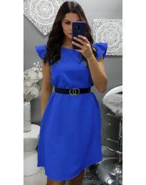 Φόρεμα - κώδ. 703 - μπλε