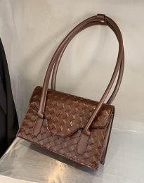 Τσάντα - κώδ. B350 - καφέ