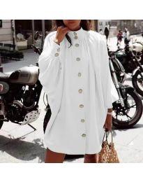 Φόρεμα - κώδ. 0899 - λευκό