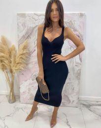 Φόρεμα - κώδ. 10033 - μαύρο