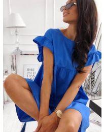Φόρεμα - κώδ. 3145 - μπλε