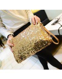 Τσάντα - κώδ. B24 - χρυσό