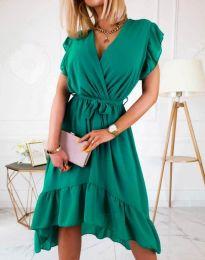 Φόρεμα - κώδ. 8934 - 3 - πράσινος