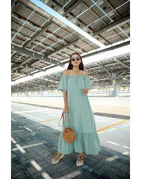 Φόρεμα - κώδ. 3636 - μέντα