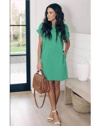 Φόρεμα - κώδ. 659 - πράσινο