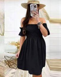 Φόρεμα - κώδ. 1409 - μαύρο