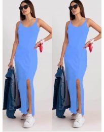 Φόρεμα - κώδ. 3000 - γαλάζιο