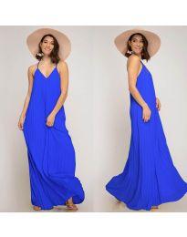 Φόρεμα - κώδ. 0508 - σκούρο μπλε