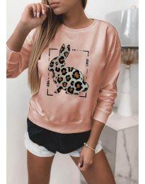 Μπλούζα - κώδ. 4001 - ροζ