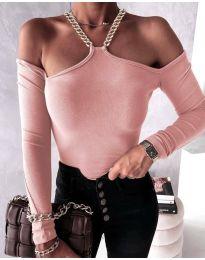 Μπλούζα - κώδ. 12050 - ροζ