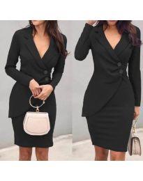 Φόρεμα - κώδ. 540 - μαύρο