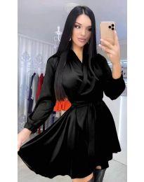 Φόρεμα - κώδ. 5931 - μαύρο