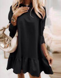 Φόρεμα - κώδ. 9376 - μαύρο