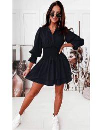 Φόρεμα - κώδ. 1843 - μαύρο