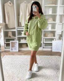 Φόρεμα - κώδ. 2949 - πράσινο
