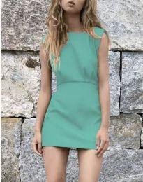 Φόρεμα - κώδ. 1233 - τυρκουάζ
