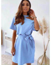 Φόρεμα - κώδ. 0006 - μπλε