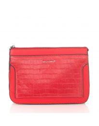Τσάντα - κώδ. NH2850 - κόκκινο