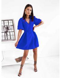 Φόρεμα - κώδ. 0807 - σκούρο μπλε