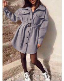 Φόρεμα - κώδ. 0707 - γκρι