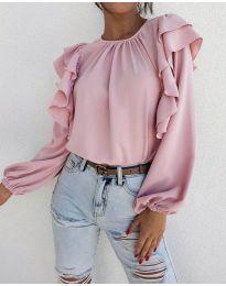 Μπλούζα - κώδ. 1603 - 2 - ροζ