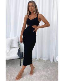 Φόρεμα - κώδ. 111938 - μαύρο