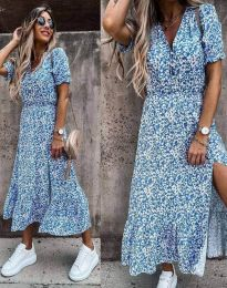 Φόρεμα - κώδ. 6213 - φλοράλ