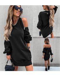 Φόρεμα - κώδ. 296 - μαύρο