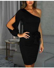 Φόρεμα - κώδ. 0579 - 3 - μαύρο