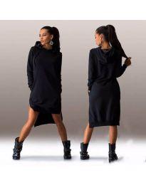 Φόρεμα - κώδ. 122 - μαύρο