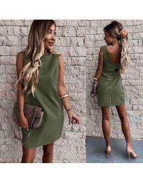 Φόρεμα - κώδ. 1156 - χακί