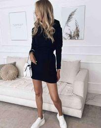 Φόρεμα - κώδ. 7846 - μαύρο