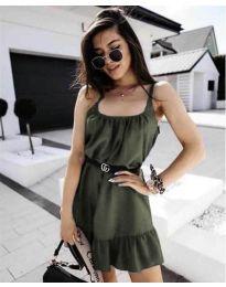 Φόρεμα - κώδ. 7768 - χακί