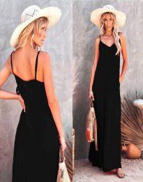Φόρεμα - κώδ. 4673 - μαύρο