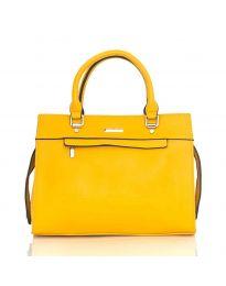Τσάντα - κώδ. NH2893 - κίτρινο