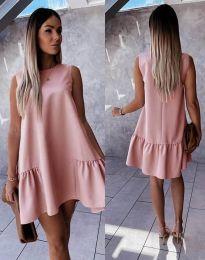 Φόρεμα - κώδ. 3456 - πούδρα