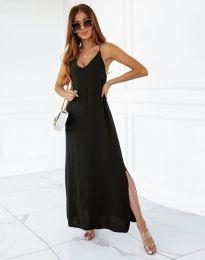 Φόρεμα - κώδ. 11881 - μαύρο