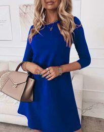 Φόρεμα - κώδ. 8201 - μπλε