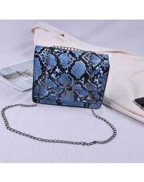 Τσάντα - κώδ. B4-002 - μπλε
