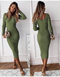 Φόρεμα - κώδ. 928 - πράσινο