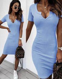 Φόρεμα - κώδ. 2202 - γαλάζιο
