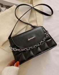 Τσάντα - κώδ. B322 - μαύρο