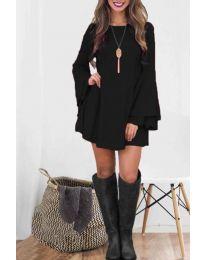 Φόρεμα - κώδ. 8102 - μαύρο