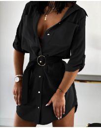 Φόρεμα - κώδ. 976 - μαύρο