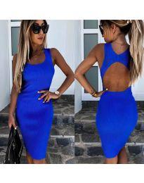 Φόρεμα - κώδ. 692 - μπλε